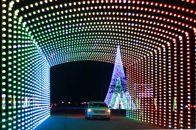 Christmas Nights of Lights Coney Island